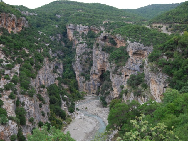World Bank Financed Power Plant Threatens Albanian Canyon