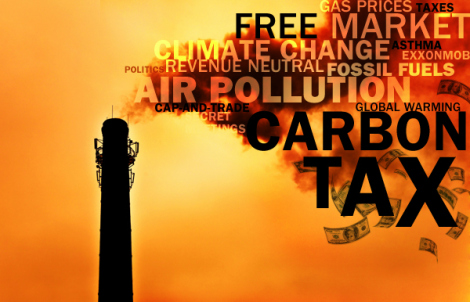 Global carbon taxation: Intuition from a back-of-the-envelope calculation