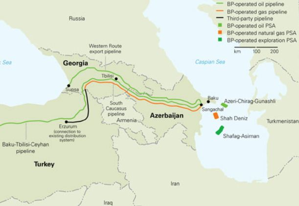 Azerbaijan's SOCAR seeks company to check feasibility of Albania gas project