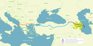 Southern Gas Corridor, response to EU energy security challenges