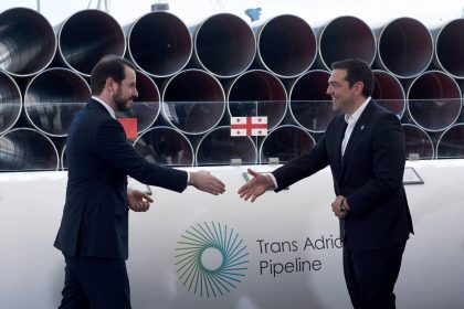 Construction Begins on Trans Adriatic Pipeline
