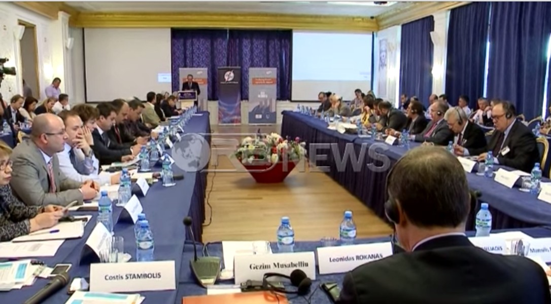 IENE Workshop in Tirana to Examine the Development of Albania's Hydroelectric Potential
