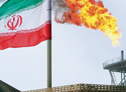 GETTING GAS OUT OF IRAN - NEW TRADING PATTERNS