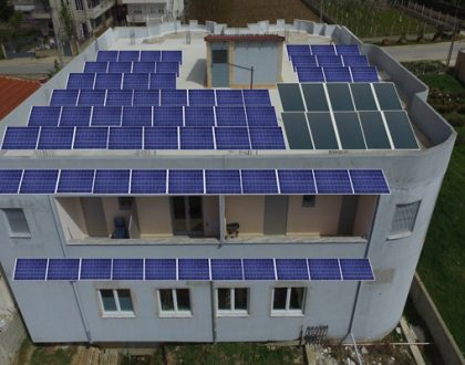 "PV system for - Social center ""Light of Hope"""