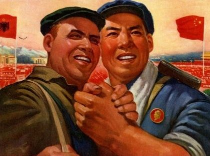 Albania and China, a love story or necessity?
