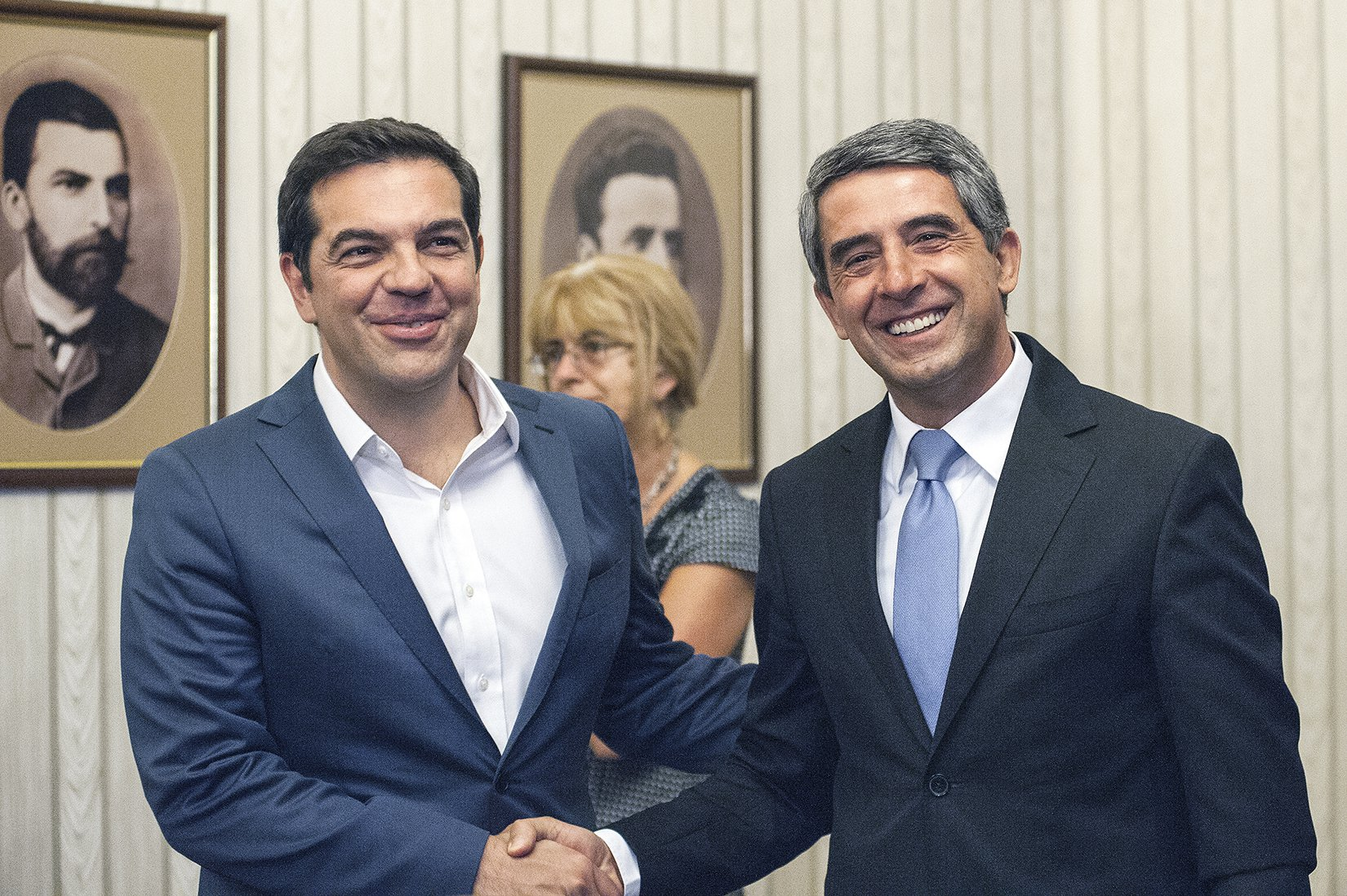 Greece, Bulgaria ink IGB gas pipeline, LNG terminal agreements