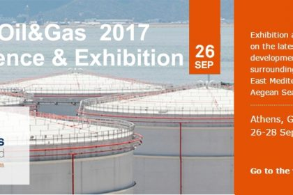 Global Oil&Gas SE Europe and Med 2017 in Athens 26 Sept.